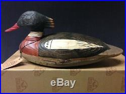 MERGANSER Big Sky Carvers Legacy Collection Duck Decoy