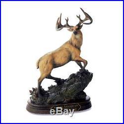 Marc Pierce Camp Creek Buck Sculpture By Big Sky Carvers 3005030084 NIB