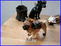 NEW Big Sky Carvers DOGTIVITY Figurines Dog/Canine Nativity Set #54101 HTF