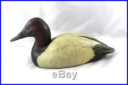 Orvis Exclusive Edition Canvasback Decoy by Big Sky Carvers