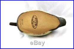 Orvis Exclusive Edition Canvasback Decoy by Big Sky Carvers Cabin, Den, Lodge