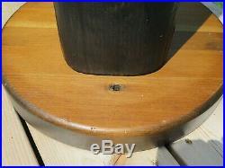 RARE Vintage Big Sky Carvers WOOD Bear Floor Lamp (Minus Lamp) 31 TALL