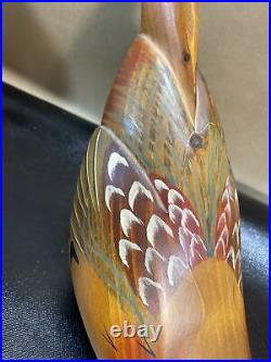 Scarce Big Sky Carvers Pheasant Hindley Collection 21 Long Beautifully Detailed