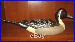 Vintage Big Sky Carvers Wooden Pintail DUCK DECOY Artist Signed Parker Goodman