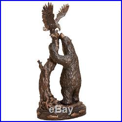 Who's Fish Sculpture By Big Sky Carvers B5030008 NIB